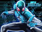 Digital Spiderman Cover