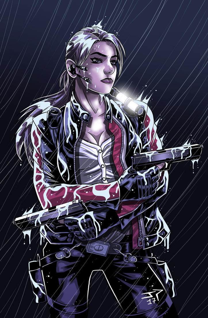 Lara Croft Tomb Raider Cover portfolio by JonathanPiccini-JP