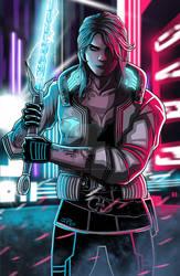 Cyberpunk 2077 Ciri