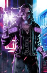 Cyberpunk2077 Yennefer