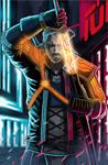 Cyberpunk2077 Geralt of Rivia by JonathanPiccini-JP