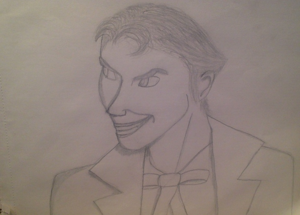 The Joker by Aenta2001