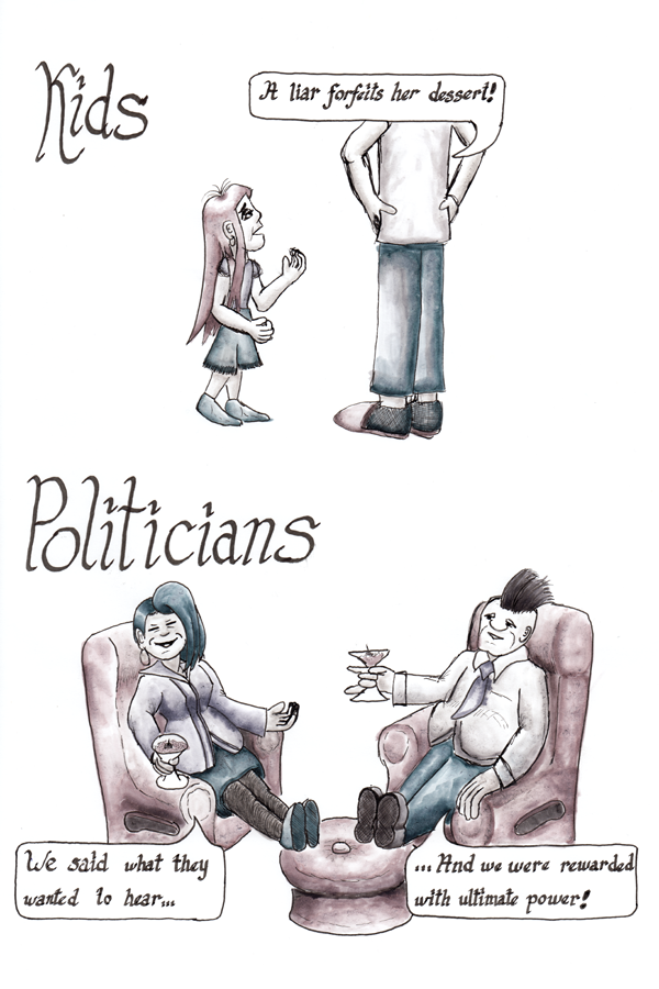 Politicians as Role Models? by mifortin