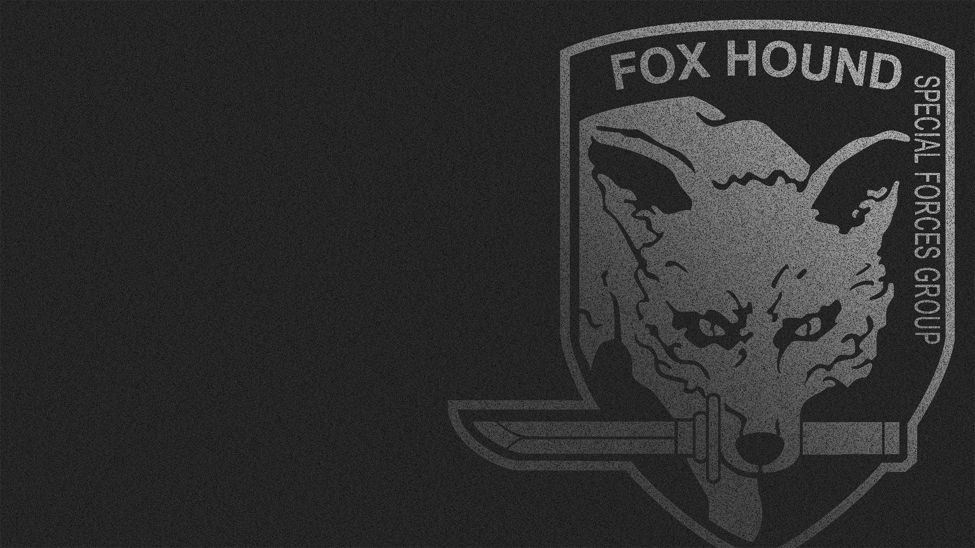 Foxhound by smirnoff67 on deviantart - Foxhound metal gear wallpaper ...