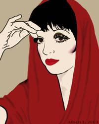 Liza Minnelli by eulaliaeulalia