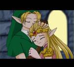 Zelda Anime Screenshot