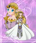 Princess Zelda 2005