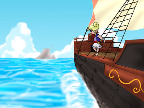 Tetra Sailing Wallpaper