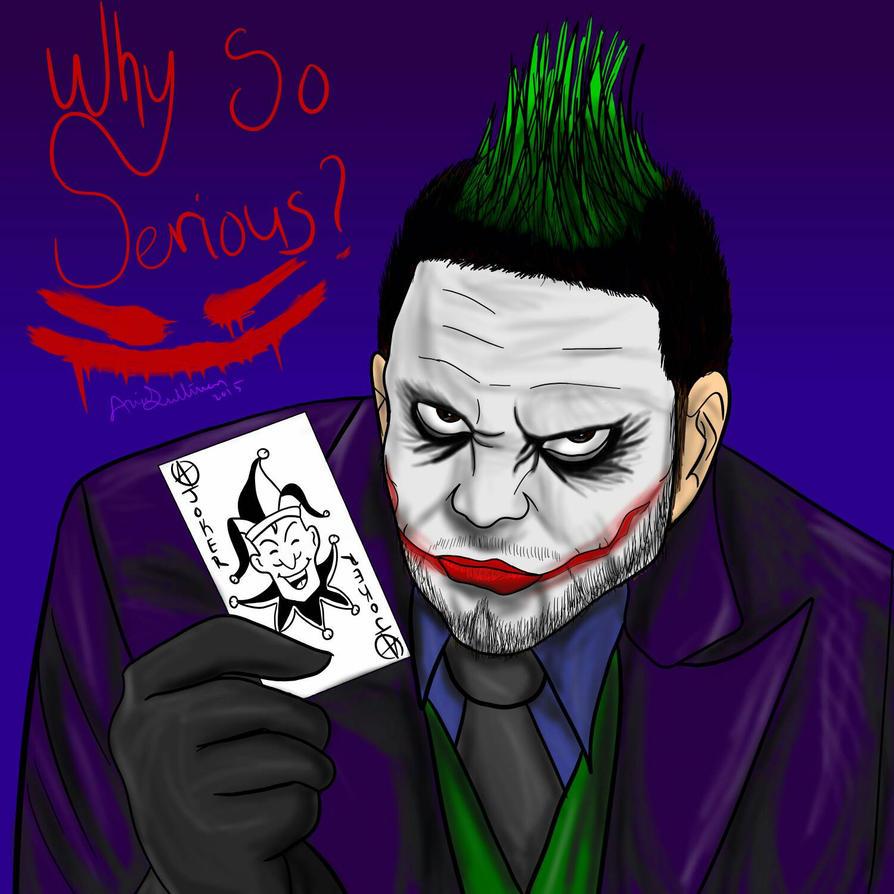 Joker by TheDeepDarkEnd