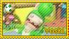 Stamp Yoshi by RabbidLu