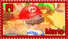 Stamp Mario by RabbidLu
