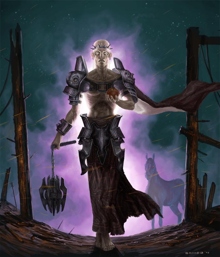 Horsemen of the Apocalypse by Lothrean