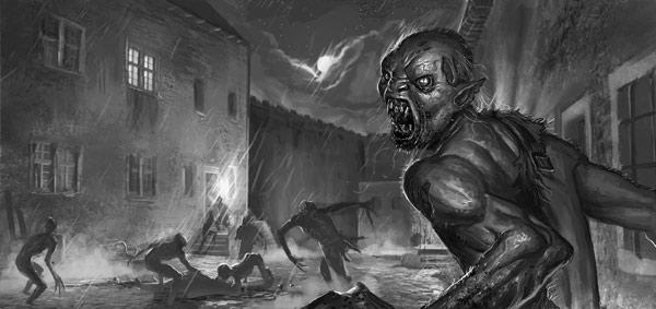 Ghul Apocalypse by Lothrean