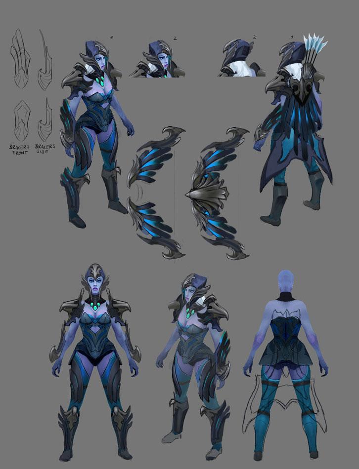 Arvalias Legacy - Concept by Lothrean