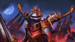 Dota 2 - Legion Commander HD Wallpaper by Lothrean