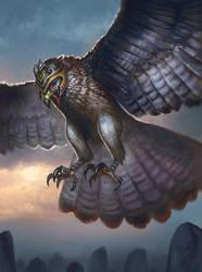 War Hawk by Lothrean