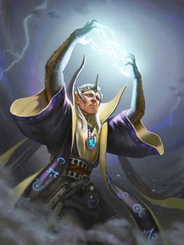 Storm Mage