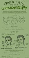 Manga Cats: Genderify [TUTORIAL]
