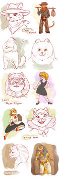 NekoAtsume ANIME by TigerMoonCat