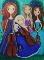 Quartet by Ha-Ru-Ki