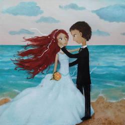 Wedding by Ha-Ru-Ki