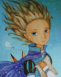 Little Prince by Ha-Ru-Ki