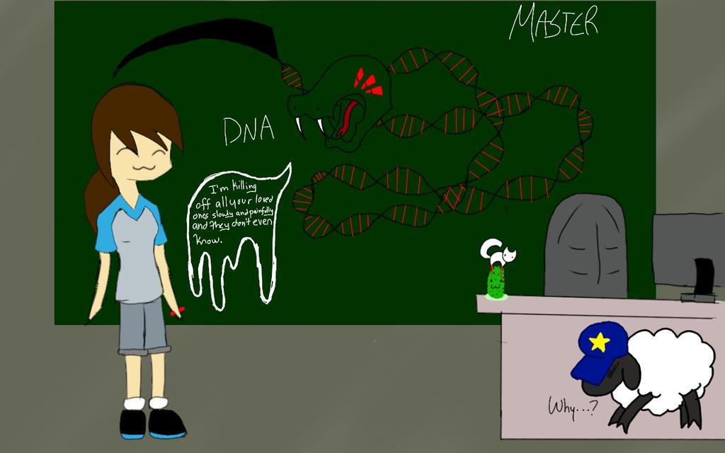 When I'm An Elementary School Teacher by MasterRK9
