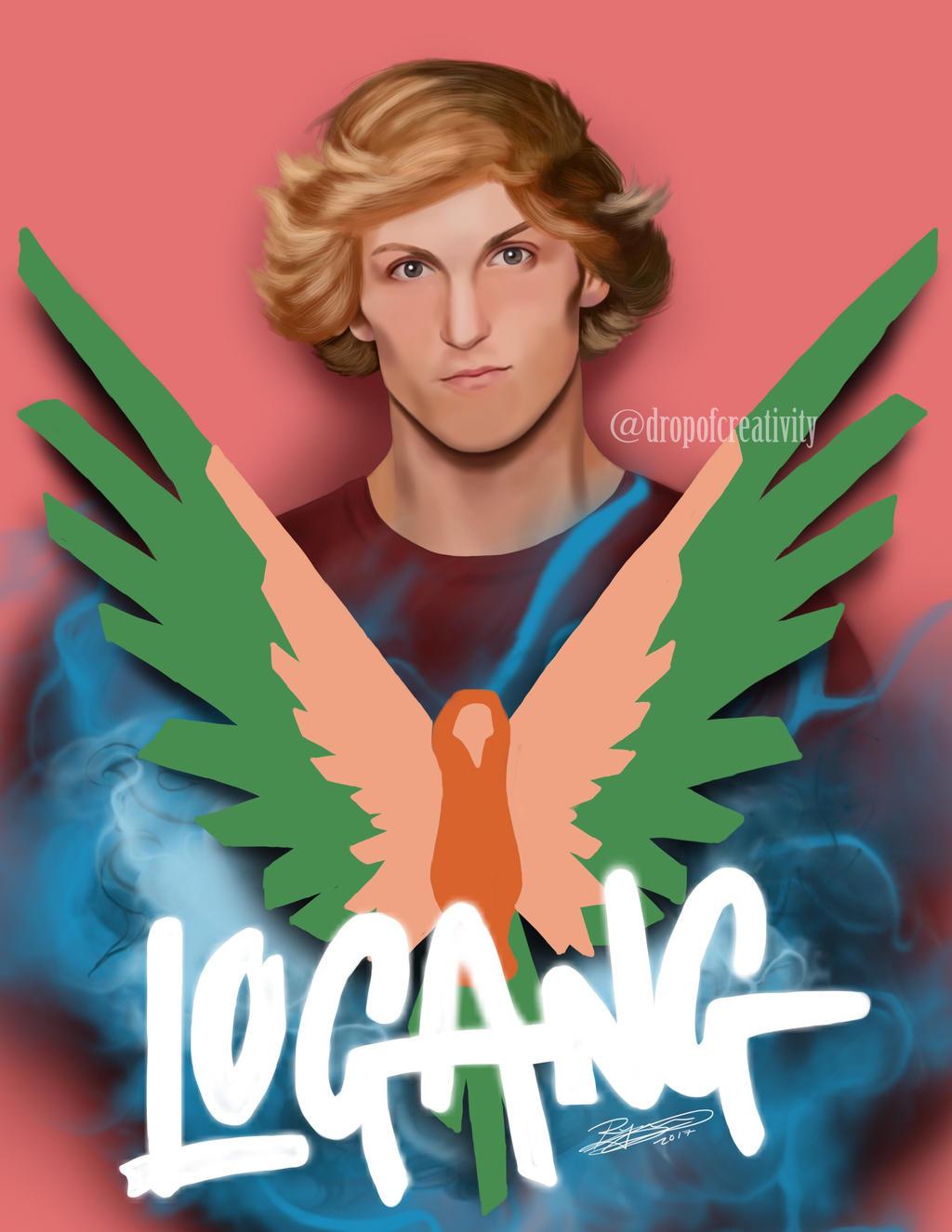 Logan Paul By Dropofcreativity On DeviantArt