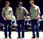 Rob, Rob, Rob... by kasilein