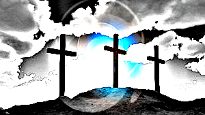 Three crosses by Yurisnow