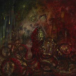 Ritual of Thousand Tentacles by TheTrueMoonroot