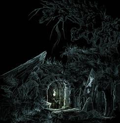 Dungeon Master by TheTrueMoonroot