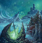 Empyrean Frost by TheTrueMoonroot