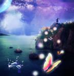 A Wonderful night by FSZion