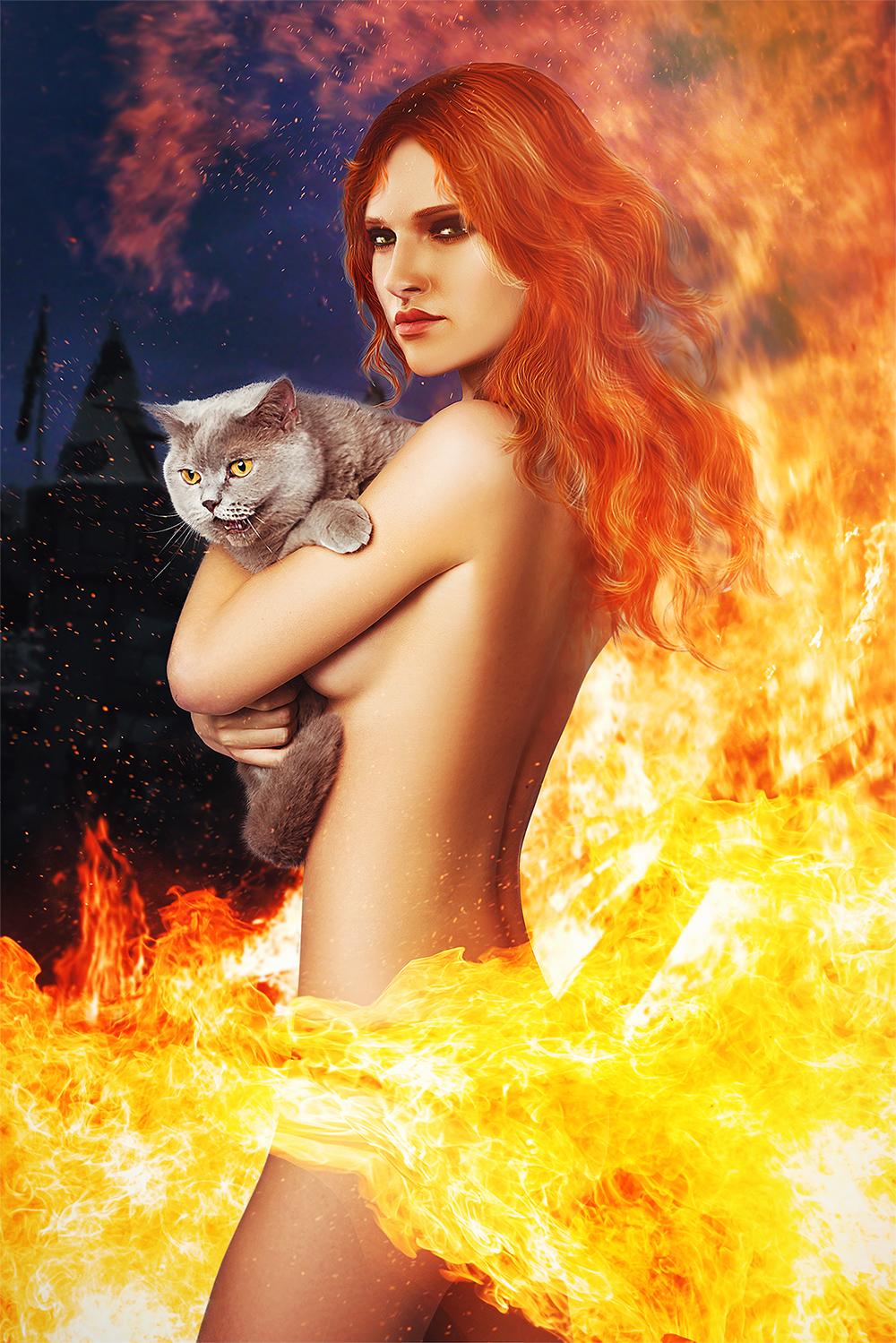 Eroticcg triss merigold nackt pics