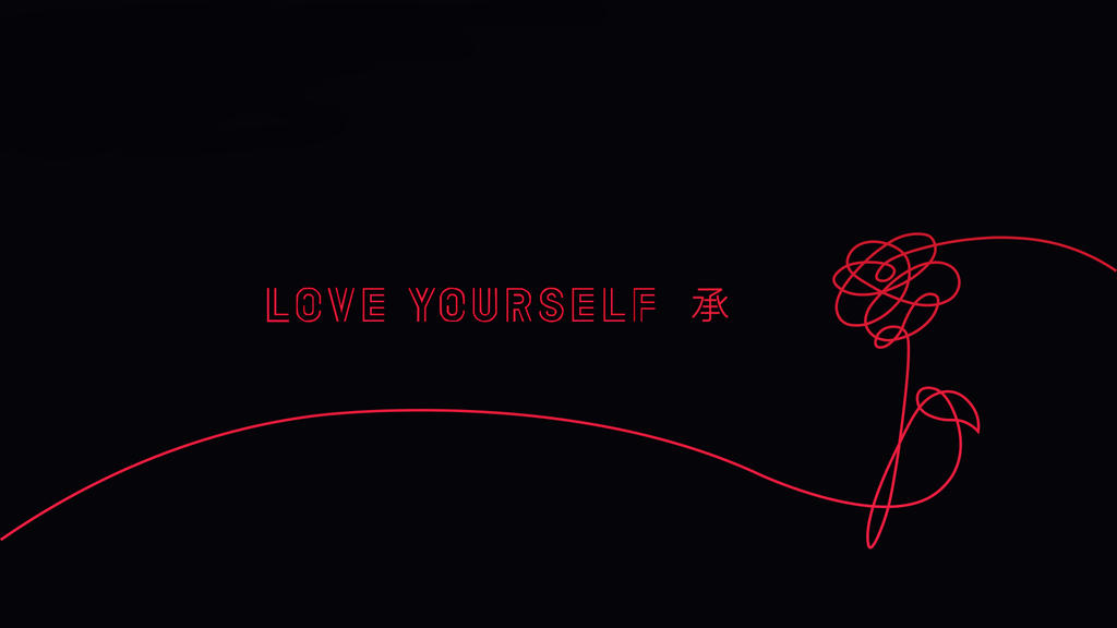 bts love yourself her wallpaper by kasia240 dcn0ega