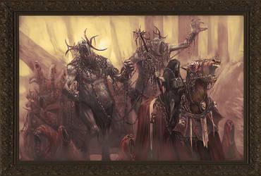 Harvestor of Souls by kingmong