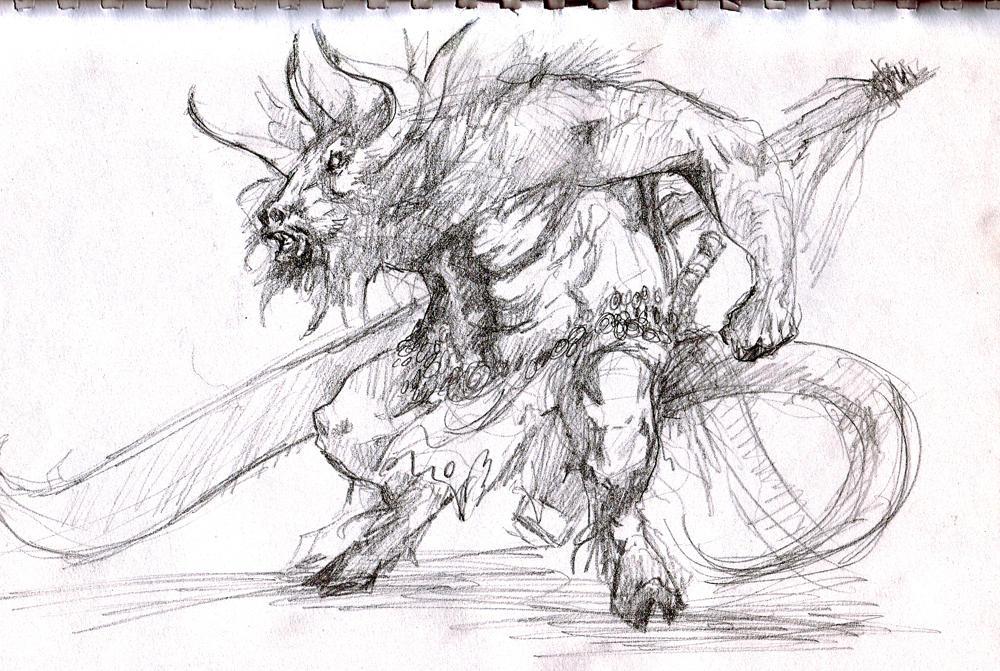 bull devil demon of - photo #12