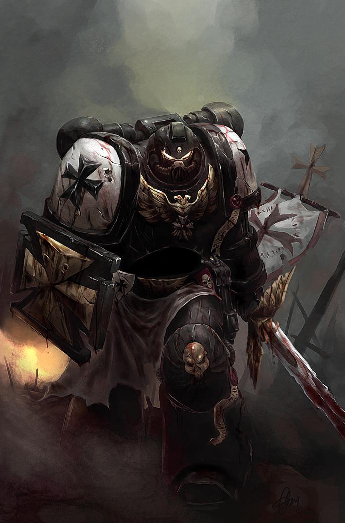 The Black Templar