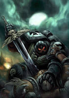 Kill The Heretic by kingmong