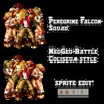 Metal Slug - NeoGeo Battle Coliseum Sprite Edit
