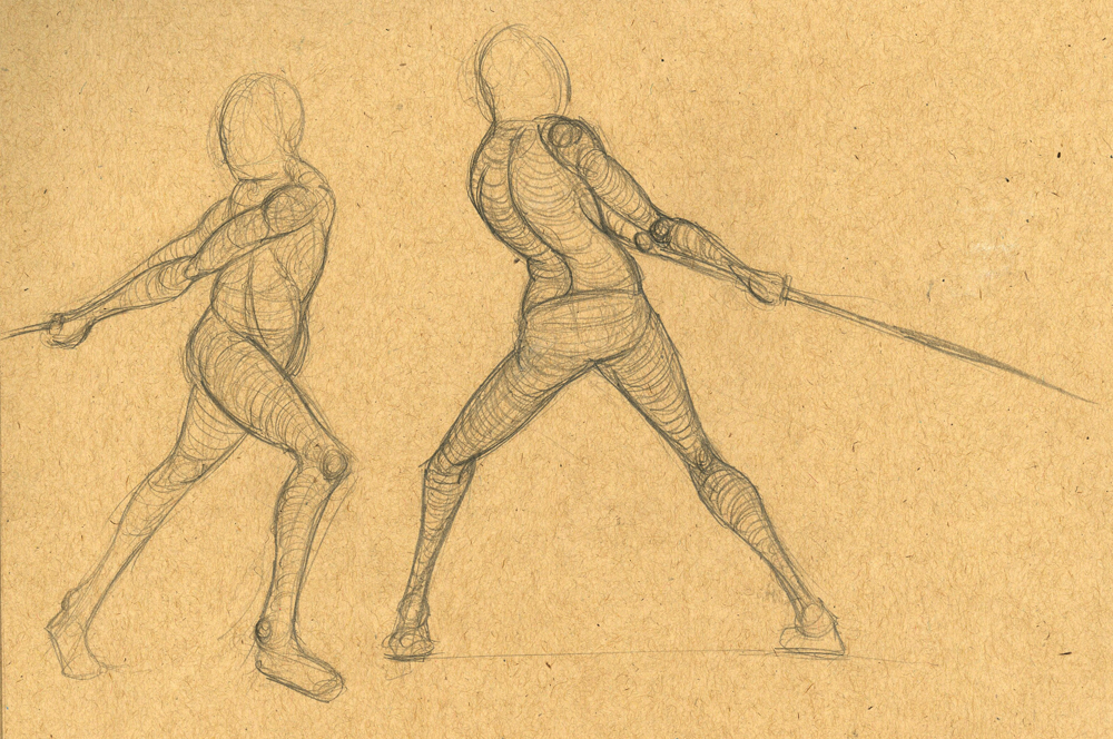 male anatomy sketches 03 by XxragnoraukxX on DeviantArt