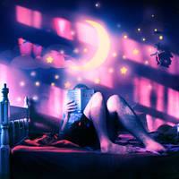 bach night by KalbiCamdan