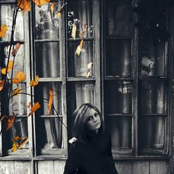 color-blind autumn by KalbiCamdan