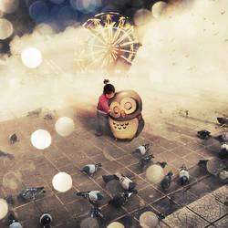 lunapark dreams by KalbiCamdan