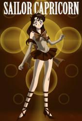 Sailor Capricorn Concept by idontfearyou
