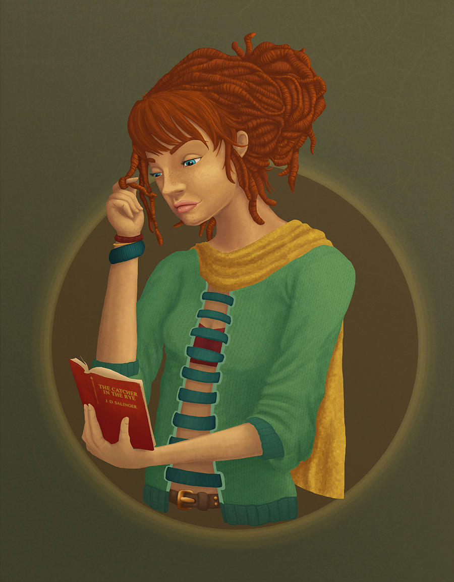 Not your typical bibliophile by airealataiel
