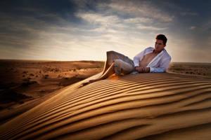 desert lounge by almiller