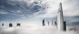 cloud 13 by almiller
