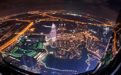 Burj Khalifa from 124th